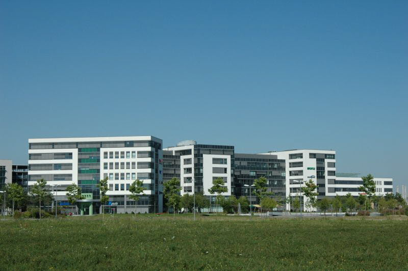 Ref Business Campus Garching
